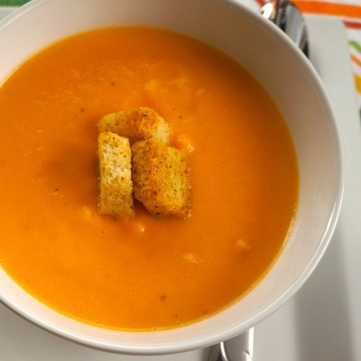 The best Papaya Soup you would ever want