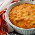 A Simple Breadfruit au Gratin recipe