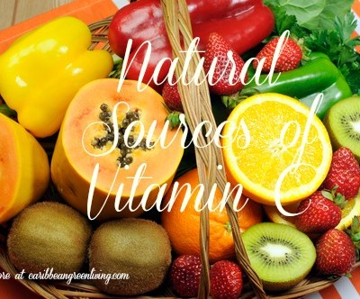 What are the best natural sources of Vitamin C