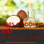 Does Coconut aid in weight loss