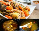 How to cook chicken in a crock pot