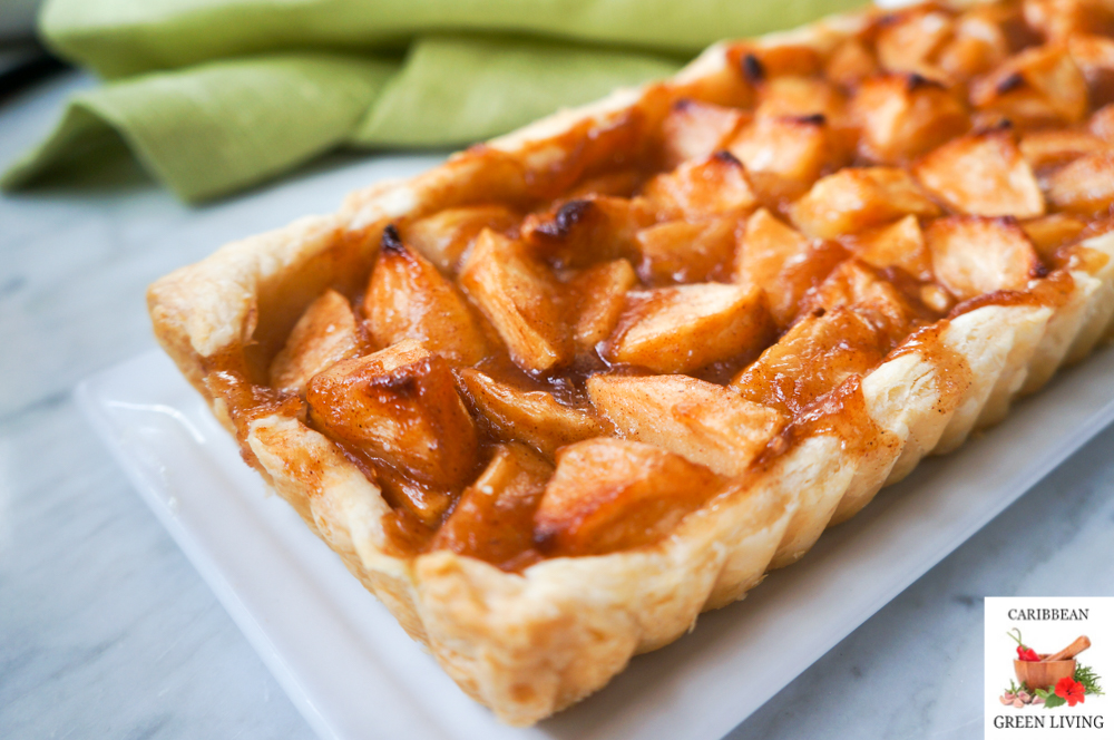 The easiest Apple Tart