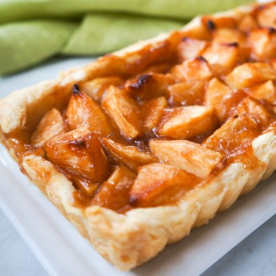 The easiest Apple Tart you will want to make