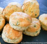 Easy Buttermilk Warm Parsley Biscuits Recipe