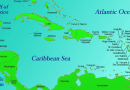 Caribbean map image