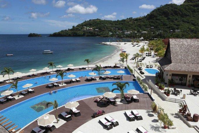 Sandals Signs Buccament Resort Takeover Deals in St. Vincent - Caribbean  News
