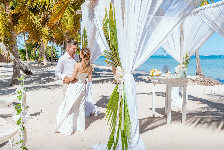 b15 Ania Pawel CaribbeanPhoto wedding photographer punta cana