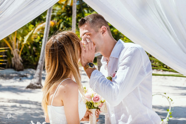 b28 Ania Pawel CaribbeanPhoto wedding photographer punta cana