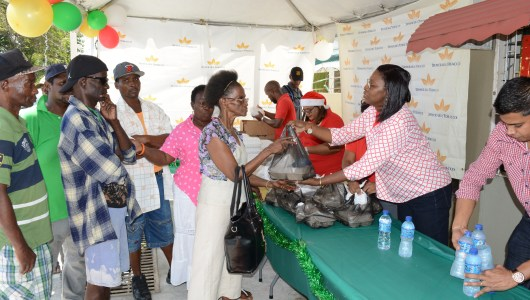 DEMTOCO spreads Christmas cheer to less fortunate