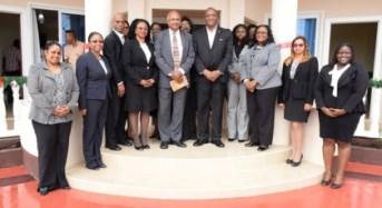 $99M living quarters for judges, magistrates commissioned in Essequibo