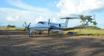 Prime suspect surrenders to police with counsel over illegal aircraft