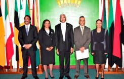 Dr. Christopher Bulkan sworn in as Court of Appeal Justice
