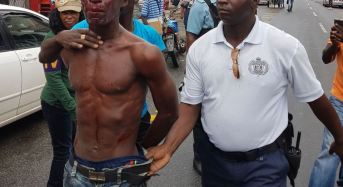 City Constable fatally shoots mentally ill detainee