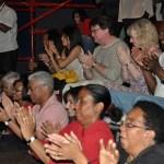 H.E. Garvin Nicholas closes the Trinidad and Tobago Culture Fest