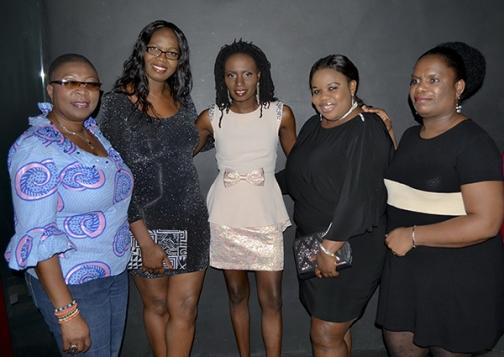 Princess Deun Solarin, pauline Long, Theodora Ibekwe, Betty makoni