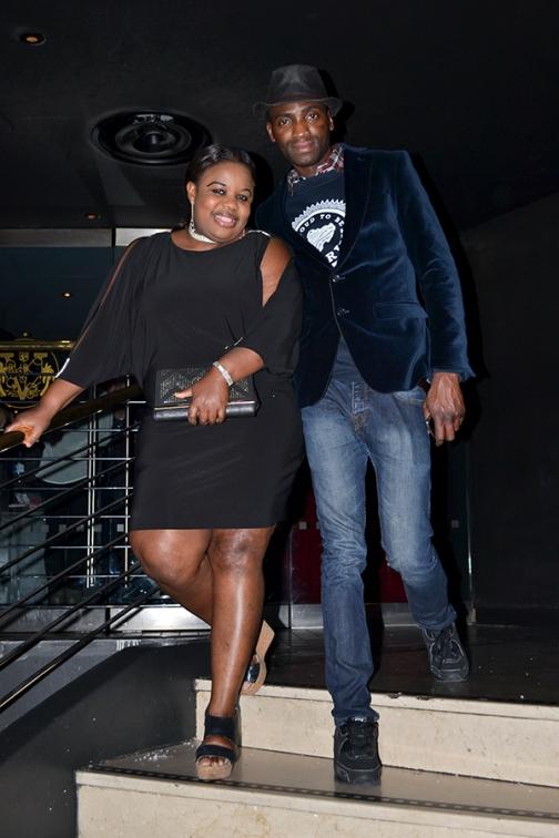 Theodora Ibekwe and Daniel Sync