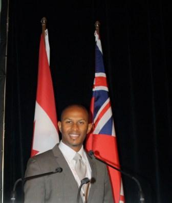 Nathaniel Peat, multi award winning serial entrepreneur,