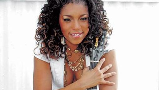 Soca Star Destra Garcia Trinidad