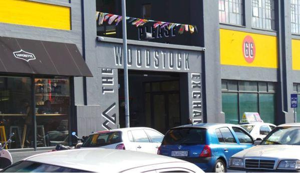 Woodstock exchange building
