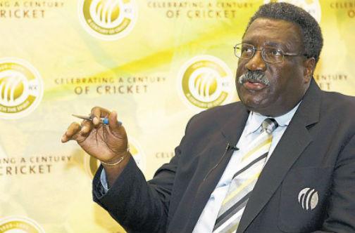Clive Lloyd. Photo courtesy www.jamaicaobserver.com