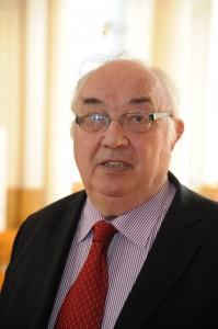 UKTI International Trade Adviser, Bryan Treherne