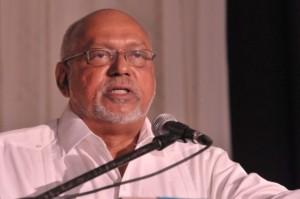 President Ramotar. Photo courtesy caricom.org