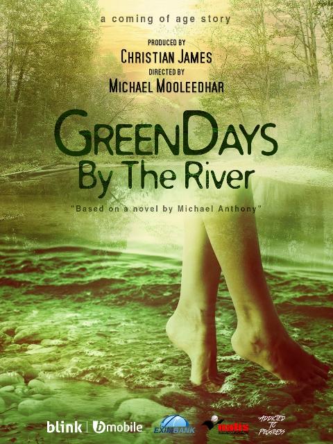 Green Days press teaser poster