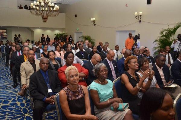 CAB Conference Delegates 2014