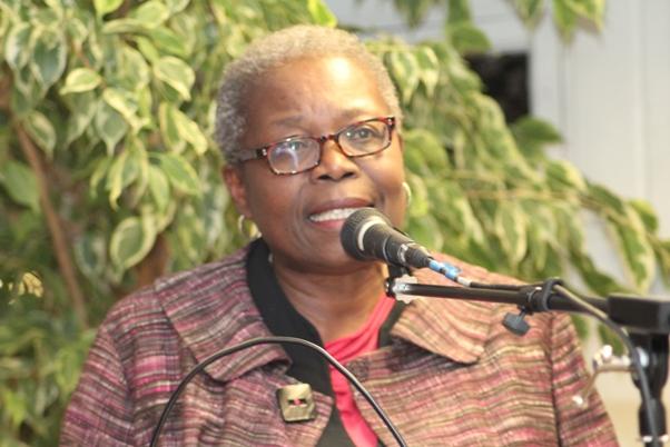 Dr Brenda Goring-Moore. Photo courtesy CaribDirect