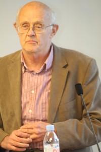 Professor Teddy Brett. Photo courtesy CaribDirect