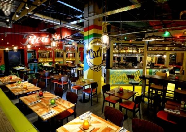 Turtle Bay, Caribbean Restaurant & Bar, The Light, Leeds. Photo courtesy http://www.yorkshireeveningpost.co.uk/