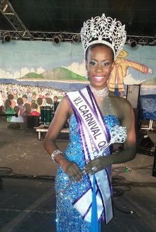 Sweet 16 for C.A.H.S. as USVI Carnival Queen