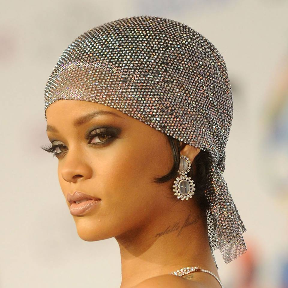 Rihanna Red Carpet Controversy