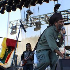 Russia's first Reggae Artist Iqulah Rastafari
