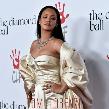 Rihanna Diamond Ball Brings Out the Stars