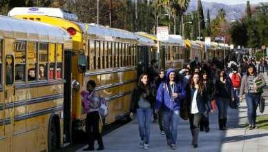 LA School CLosure