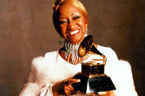 Celia Cruz To Receive Grammy Lifetime Achievement Award