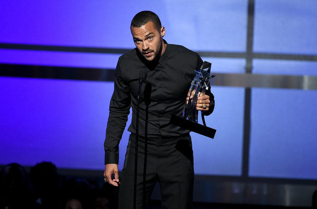 BET Awards Most Profound Acceptance Speech by Jesse Williams (Video)
