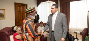 PM Holness Apologizes for State Inflicted Violence on Rastafarians