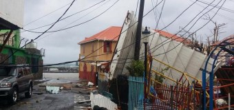 DEVASTATION-Caribbean Islands Hit Hard By Hurricane Maria