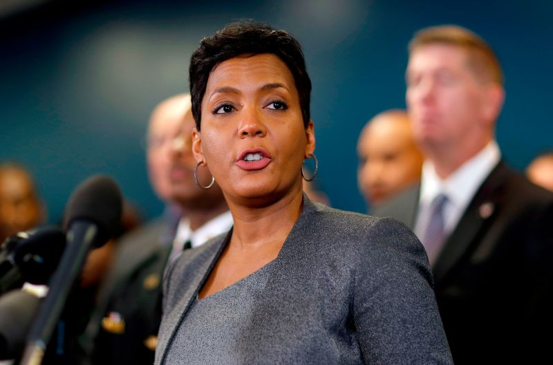 ATL New Mayor Keisha Lance Bottoms Moves City to Transparency