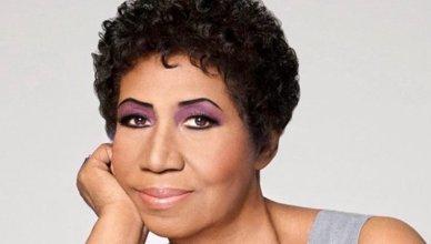 Singer Aretha Franklin
