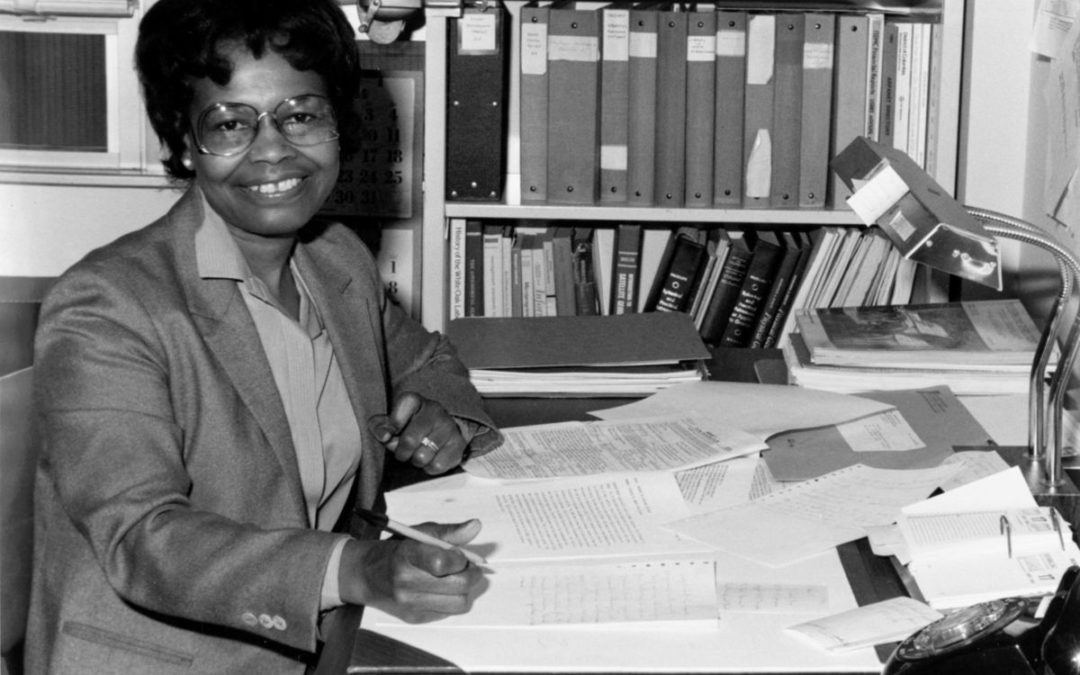 Black woman who developed GPS finally gets recognition