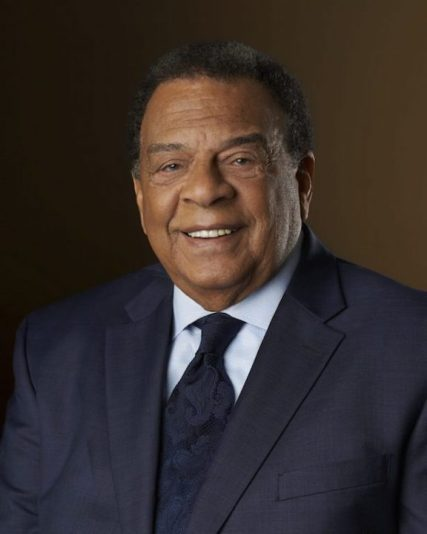 Civil Rights Icon Ambassador Andrew Young to Receive the 2019 Marcus Garvey Leadership Award