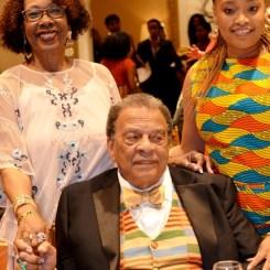 Ambassador Andrew Young Jr -Marcus Garvey Awards