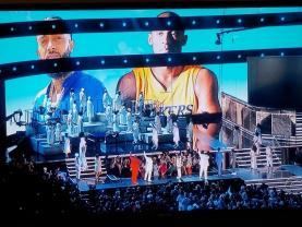Kobe Bryant Grammy Tribute