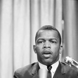 Civil Rights Legend John Lewis
