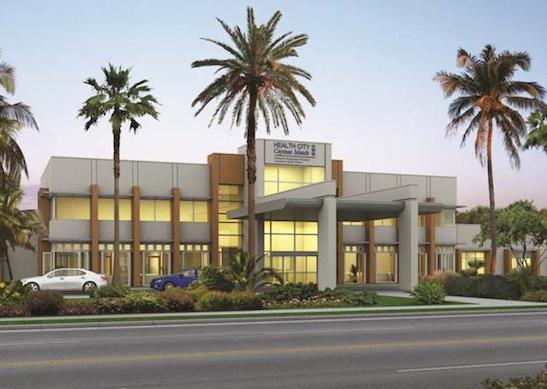 Grand Shetty Hospital Cayman