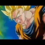 Goku se convierte en SSJ3 audio latino