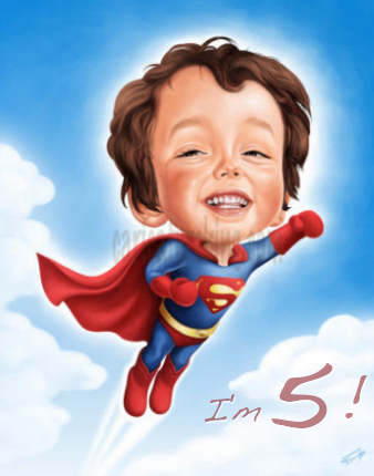 superboy - young superman